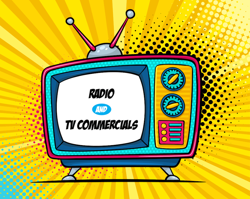 Radio-tV Commercials